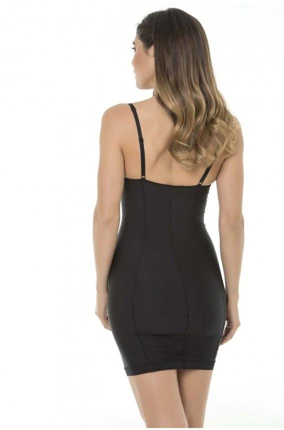 Shape Dress Black