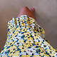 Dress Zara yellow
