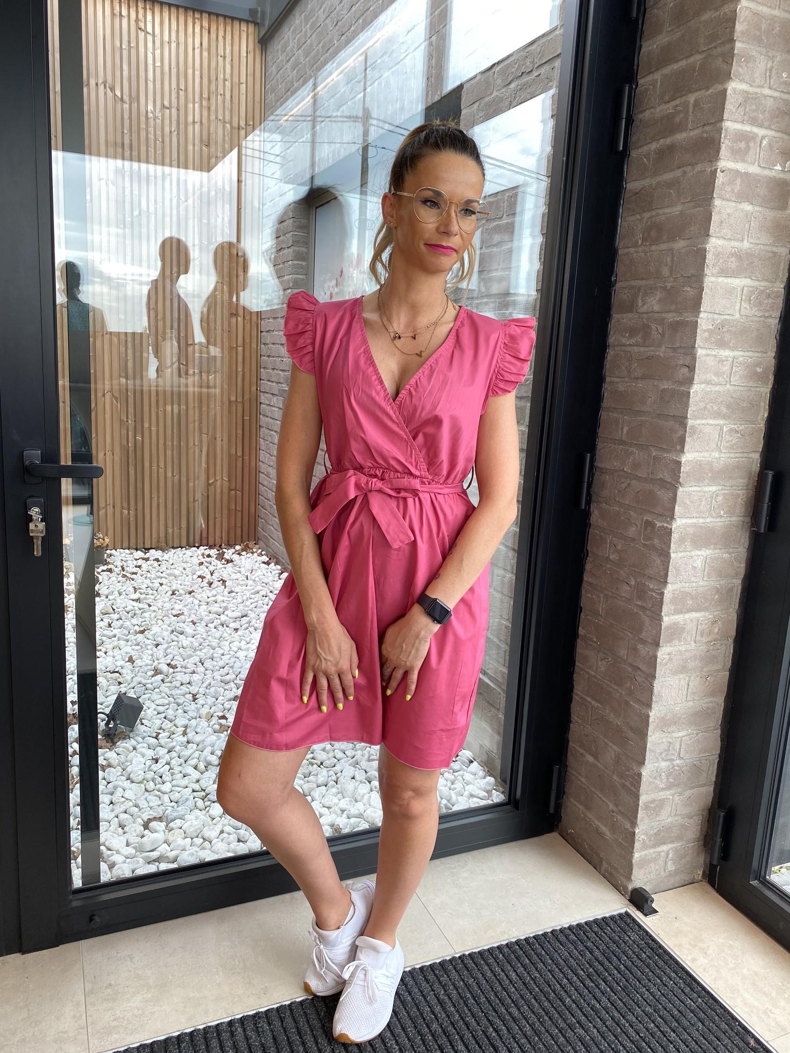 Dress Kendra roze