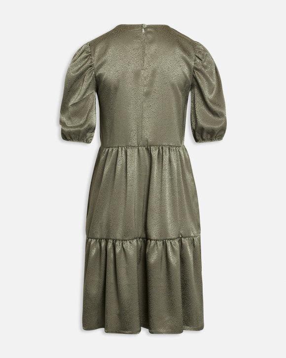 Dress Nessi Khaki.