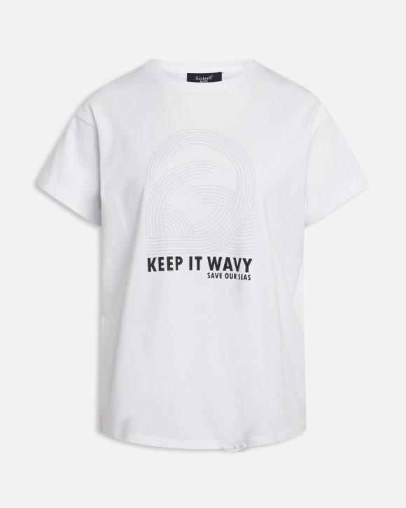 T-shirt Haya Lilac.