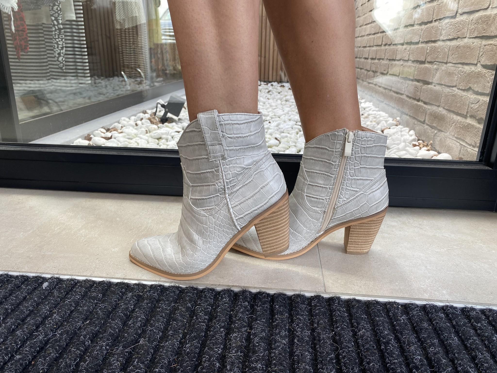 Boots grijs coco