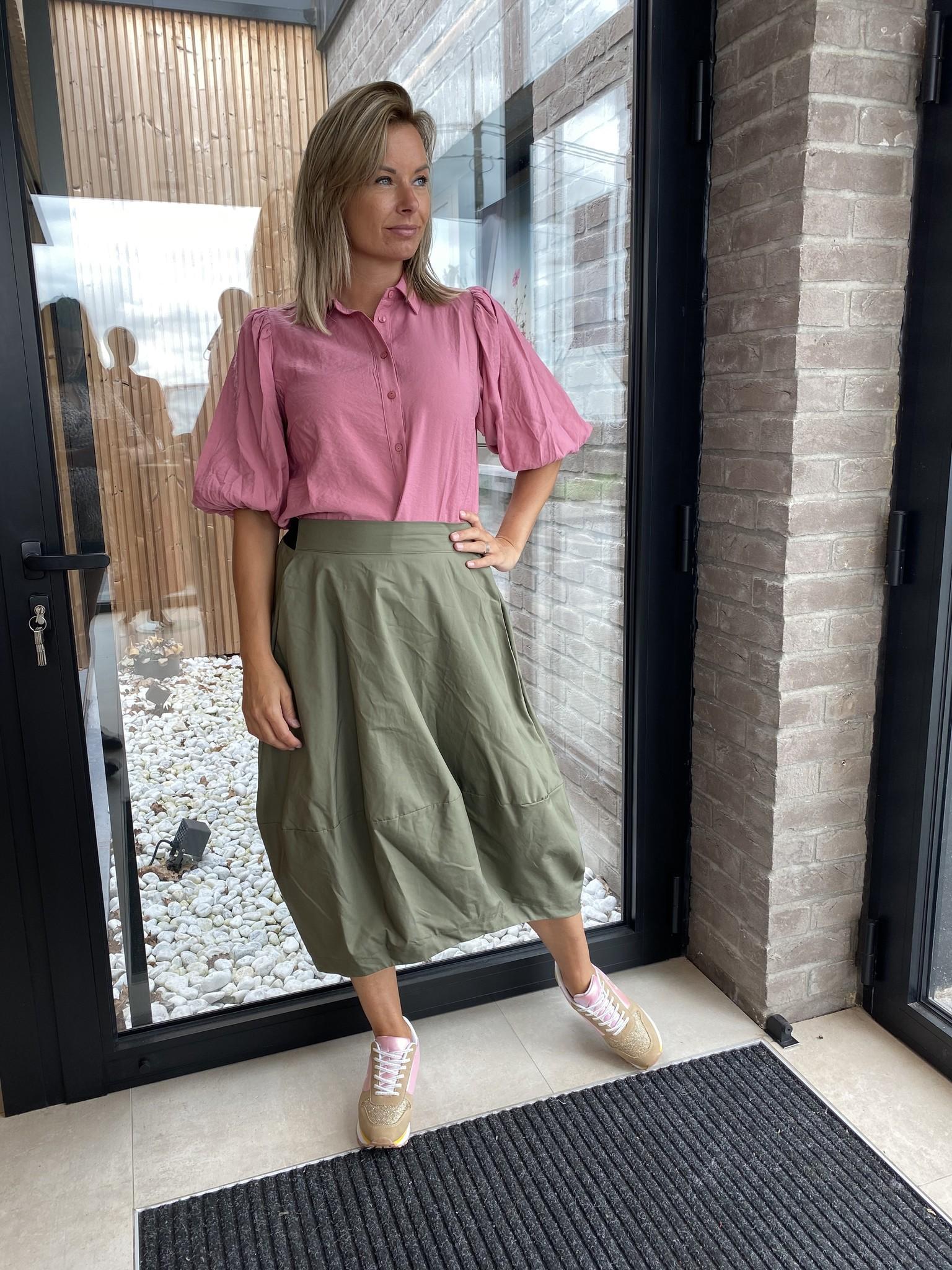 Skirt Gaelle Kaki TU