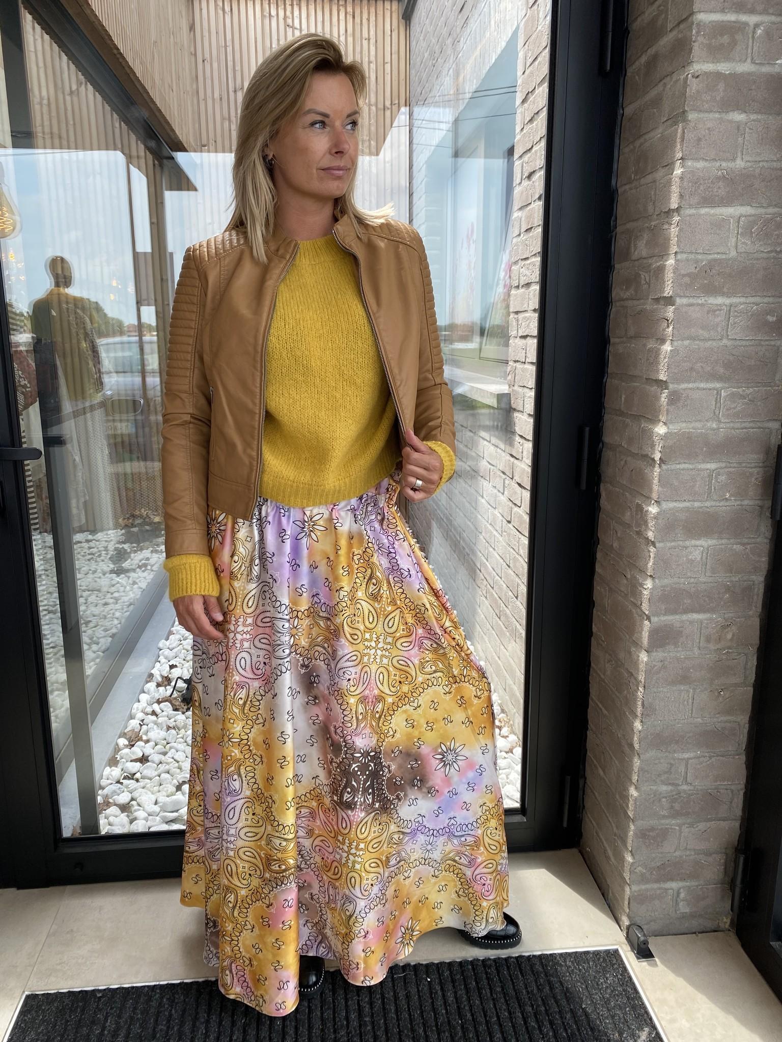 Skirt Bandana Oker.