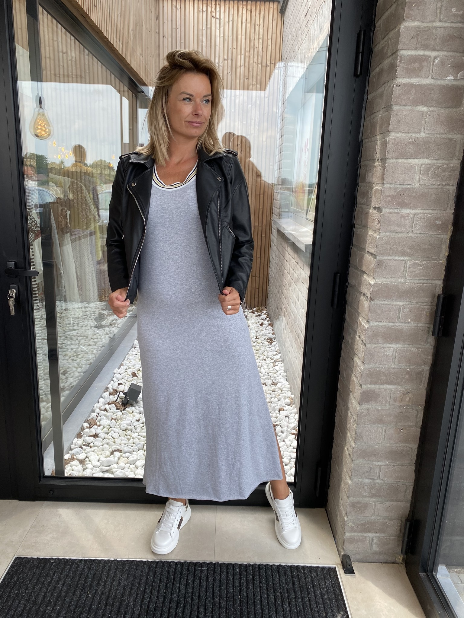 Dress sporty grey TU.