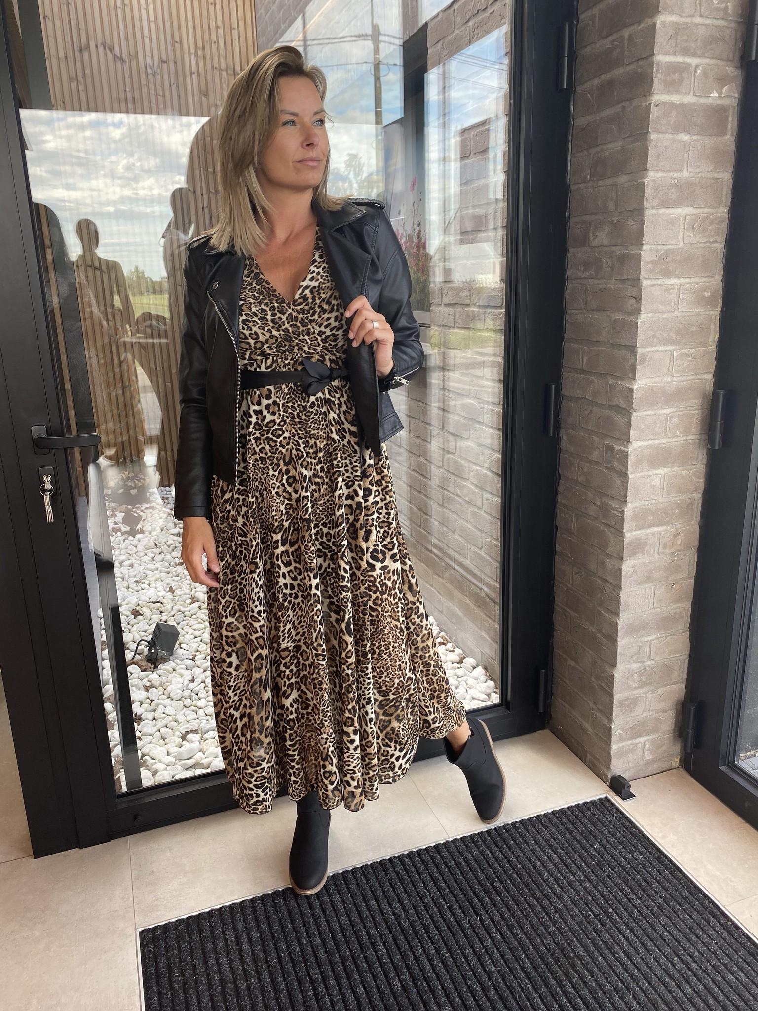 Dress Sibelle Leopard TU.