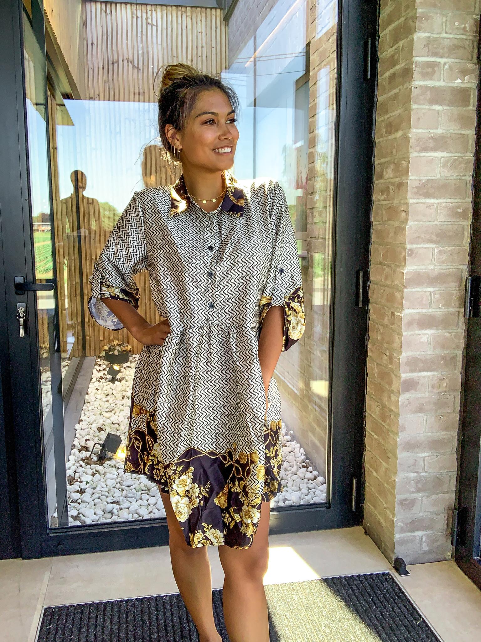 Dress Chloe Beige TU