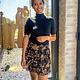 Skirt Lisa Gold TU