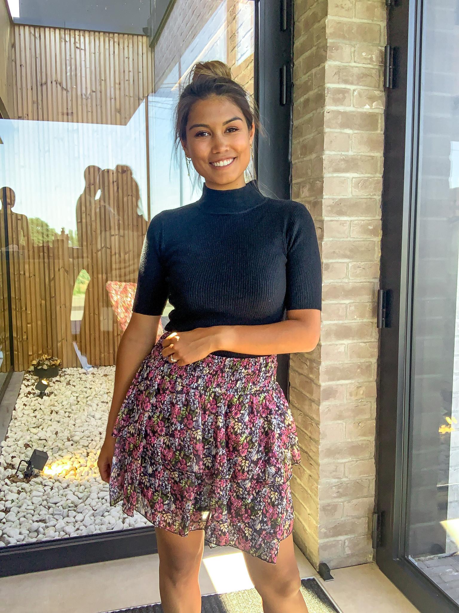 Skirt Lisa Pink TU