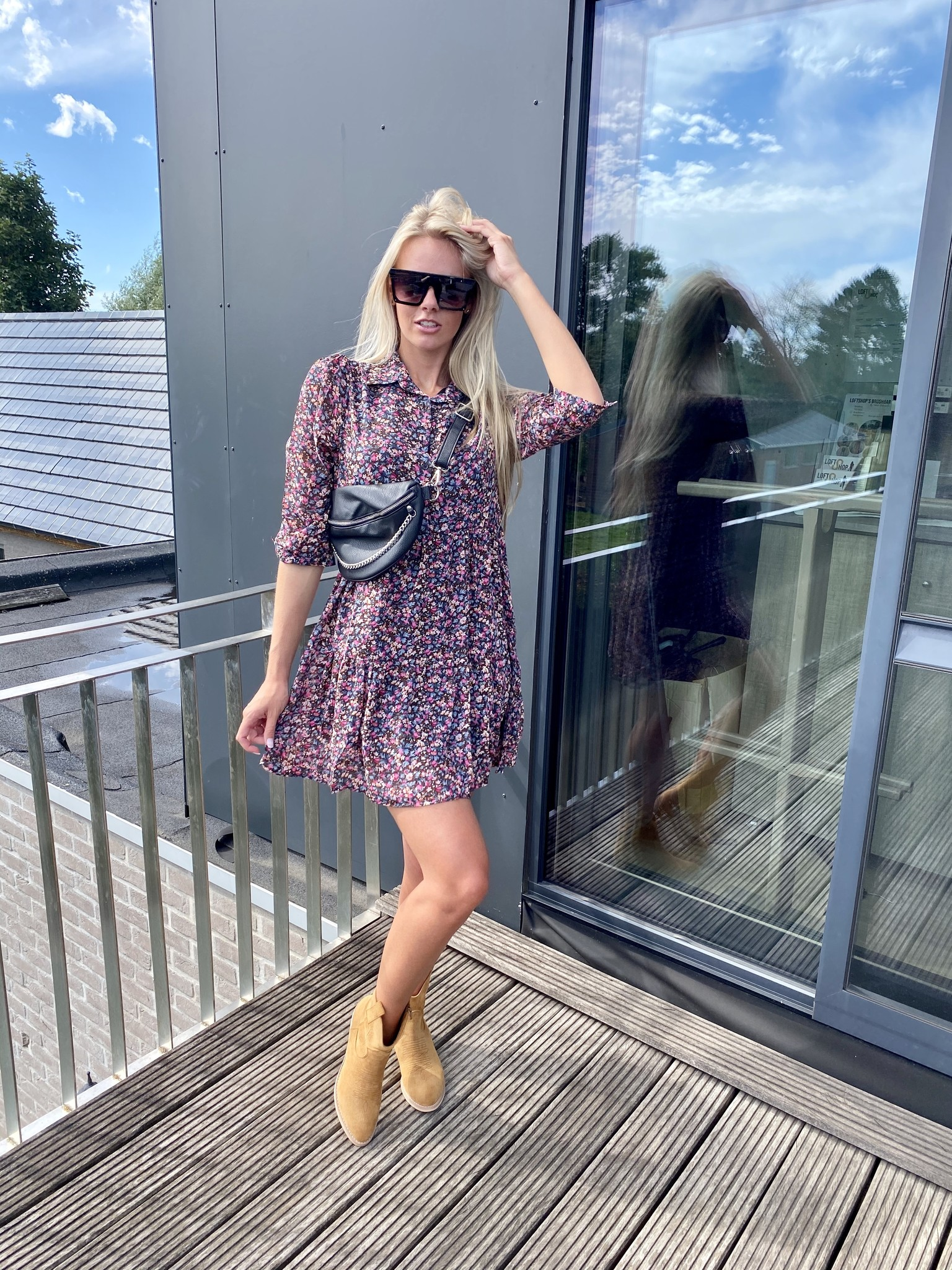 Dress Nikki Black.