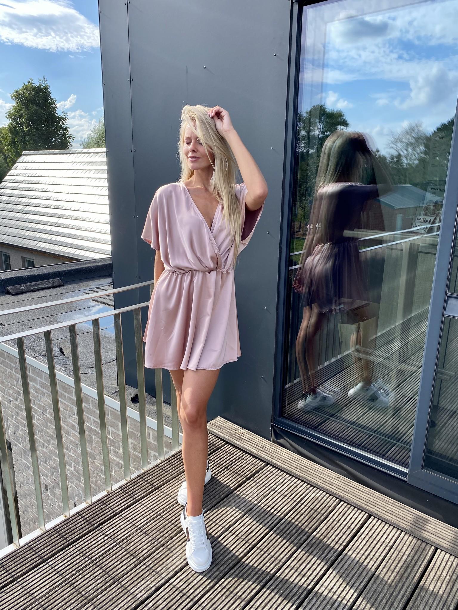 Dress Chloe Pink TU