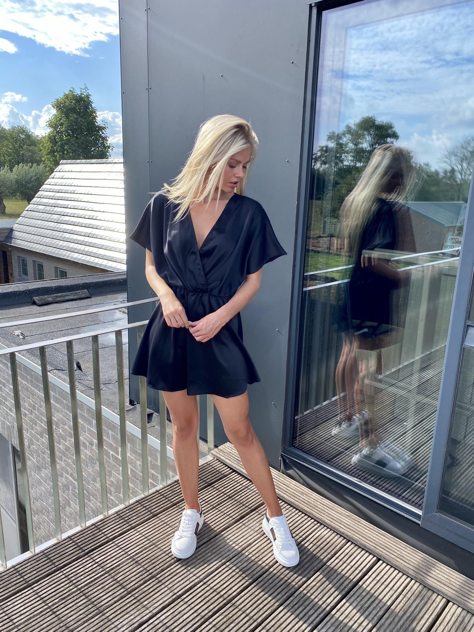 Dress Chloe Black TU