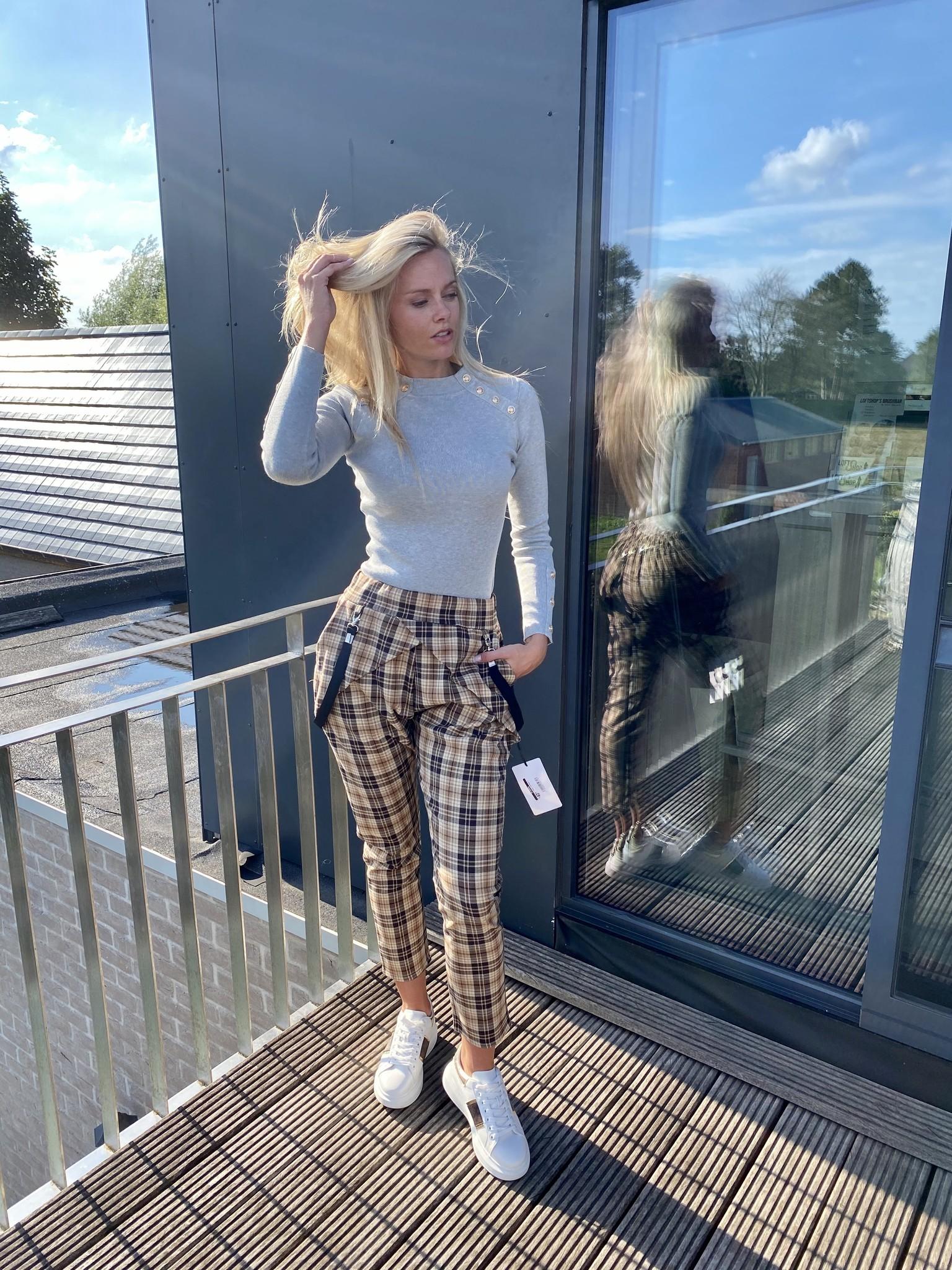 Trousers Lisa Beige