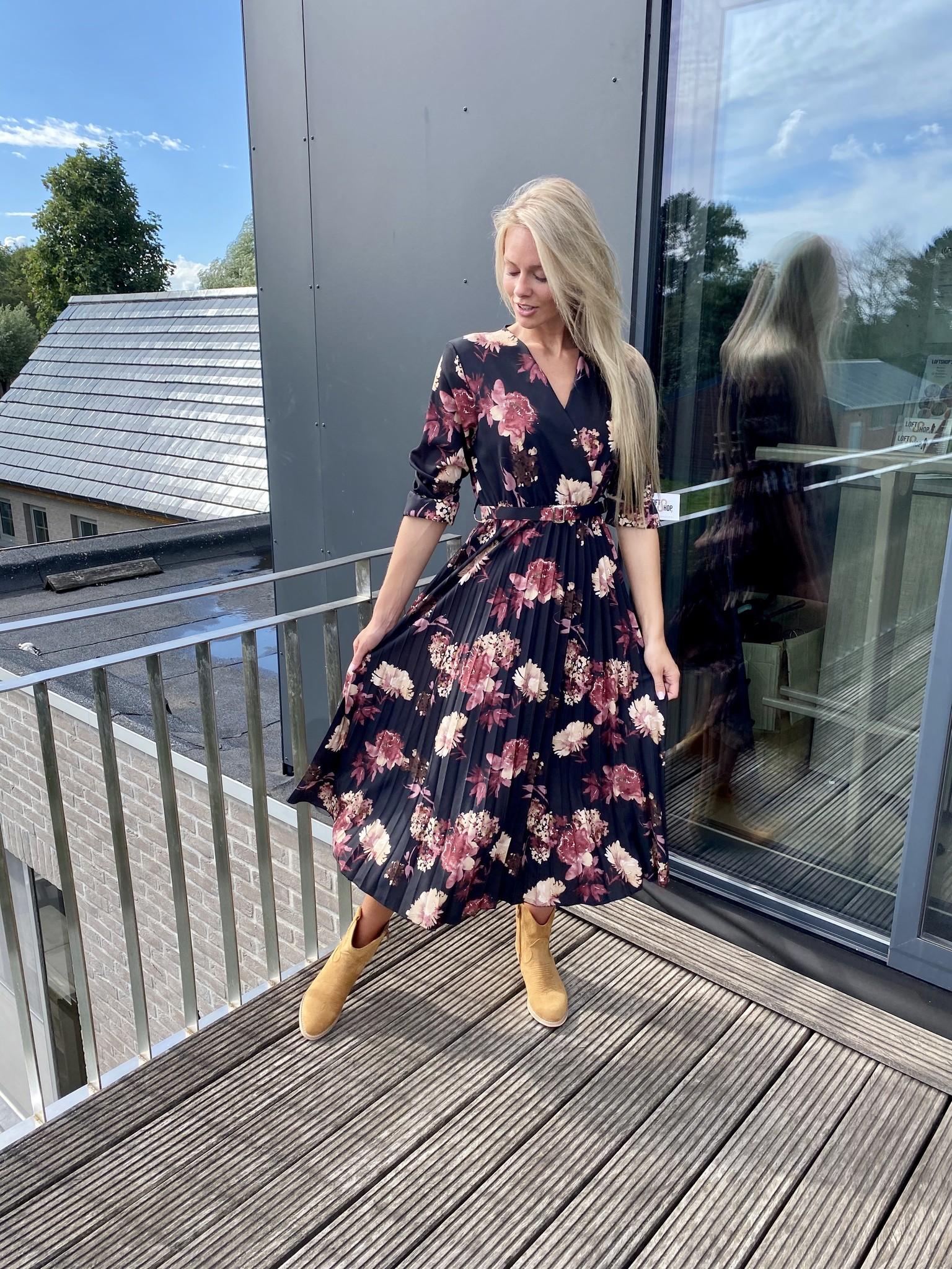 Dress Cindy Black TU