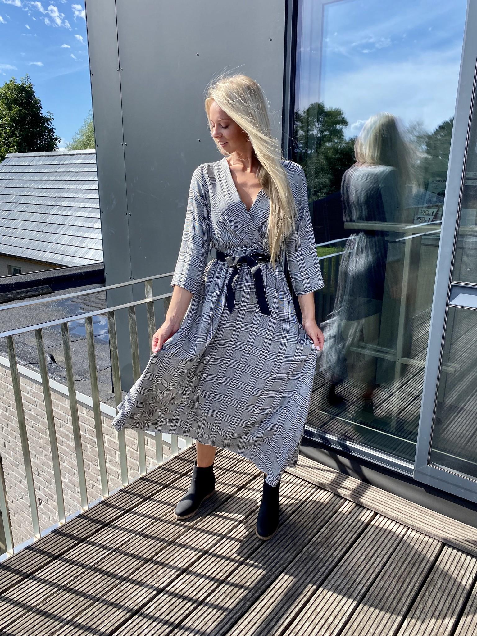 Dress Lucy Grey TU