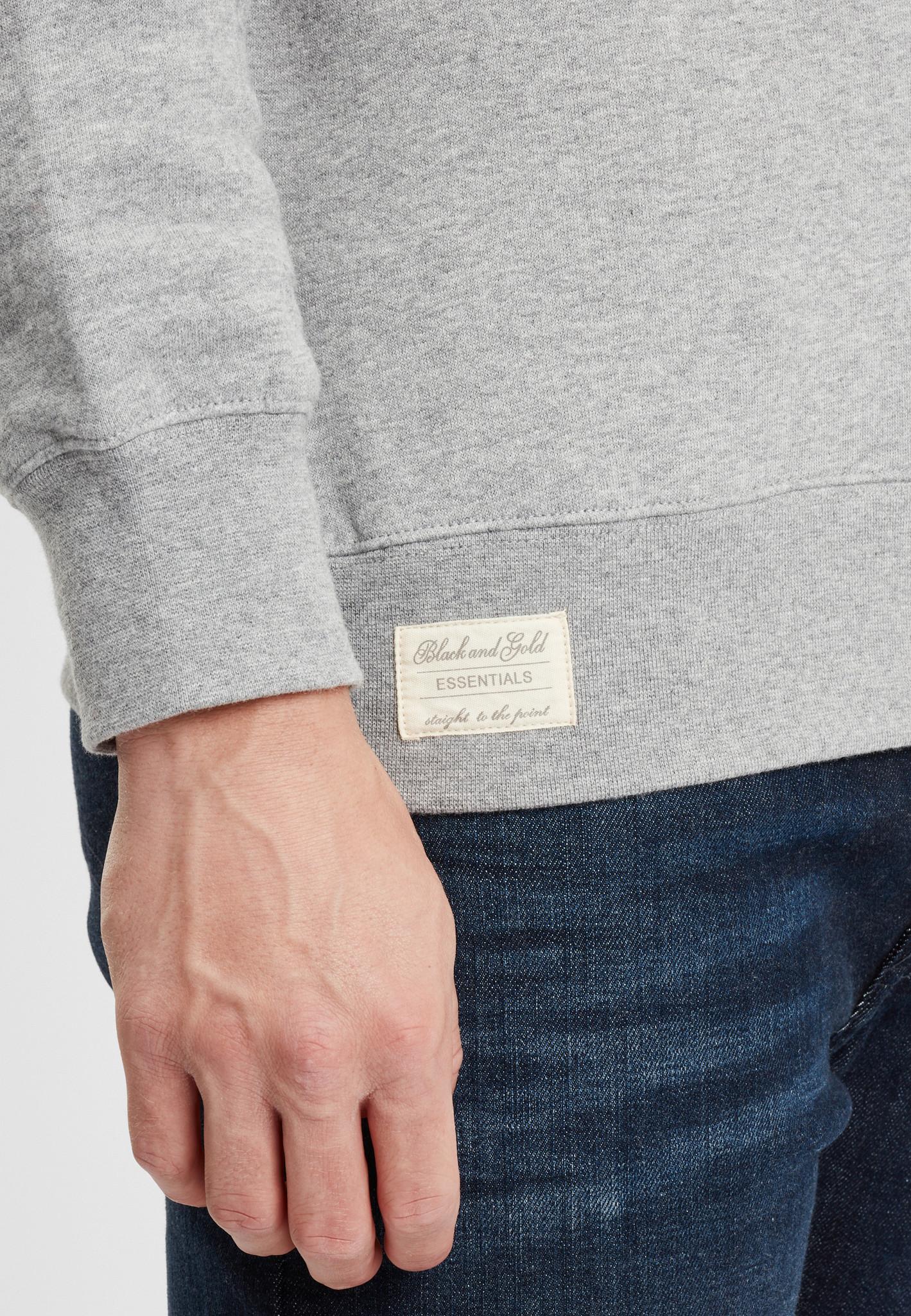 Sweater B&G Grey