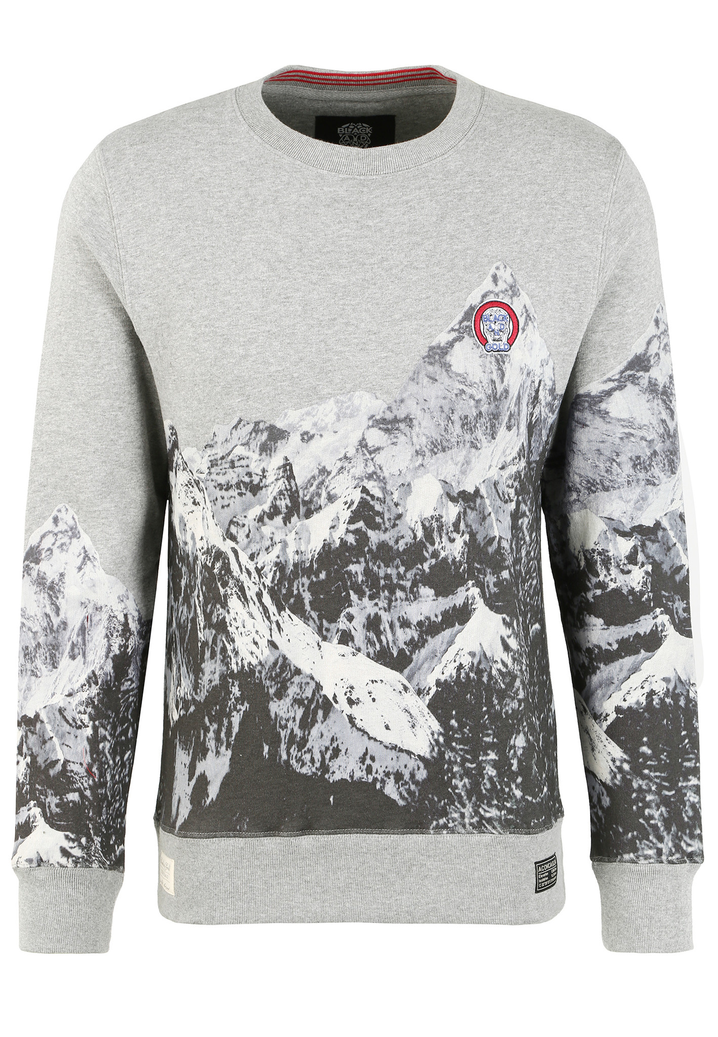 Sweater B&G Mountains