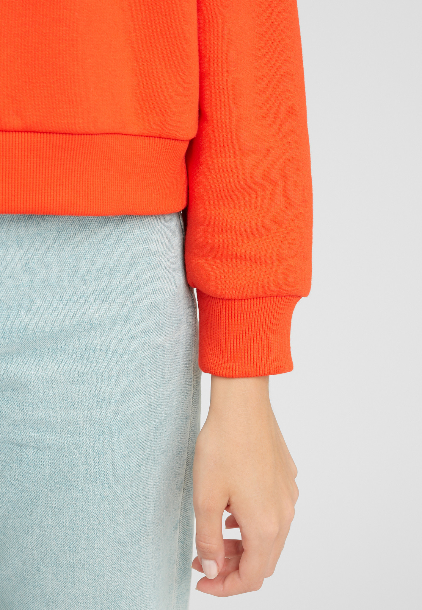 Sweater TOMO red