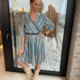 Dress Emma Lightblue TU