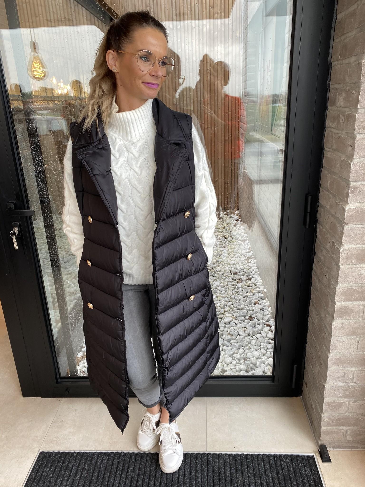 Coat Mallory black.