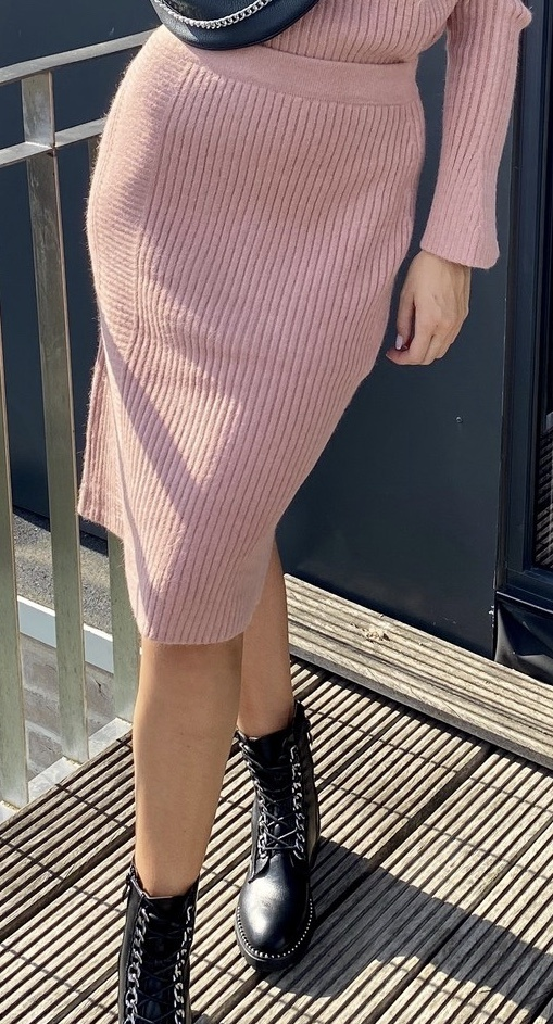 Rok Mona pink TU