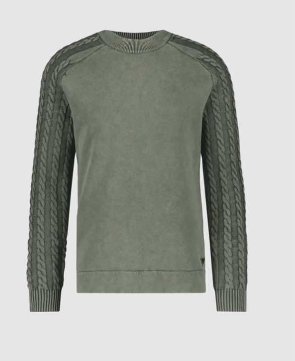 Sweater Army Green