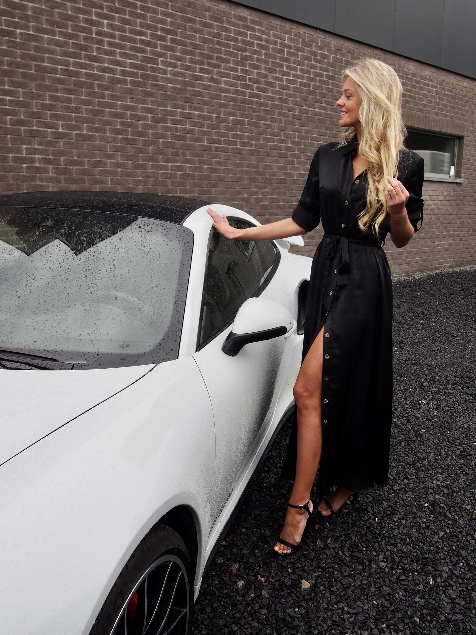 Beau et Lou Dress Esmee black