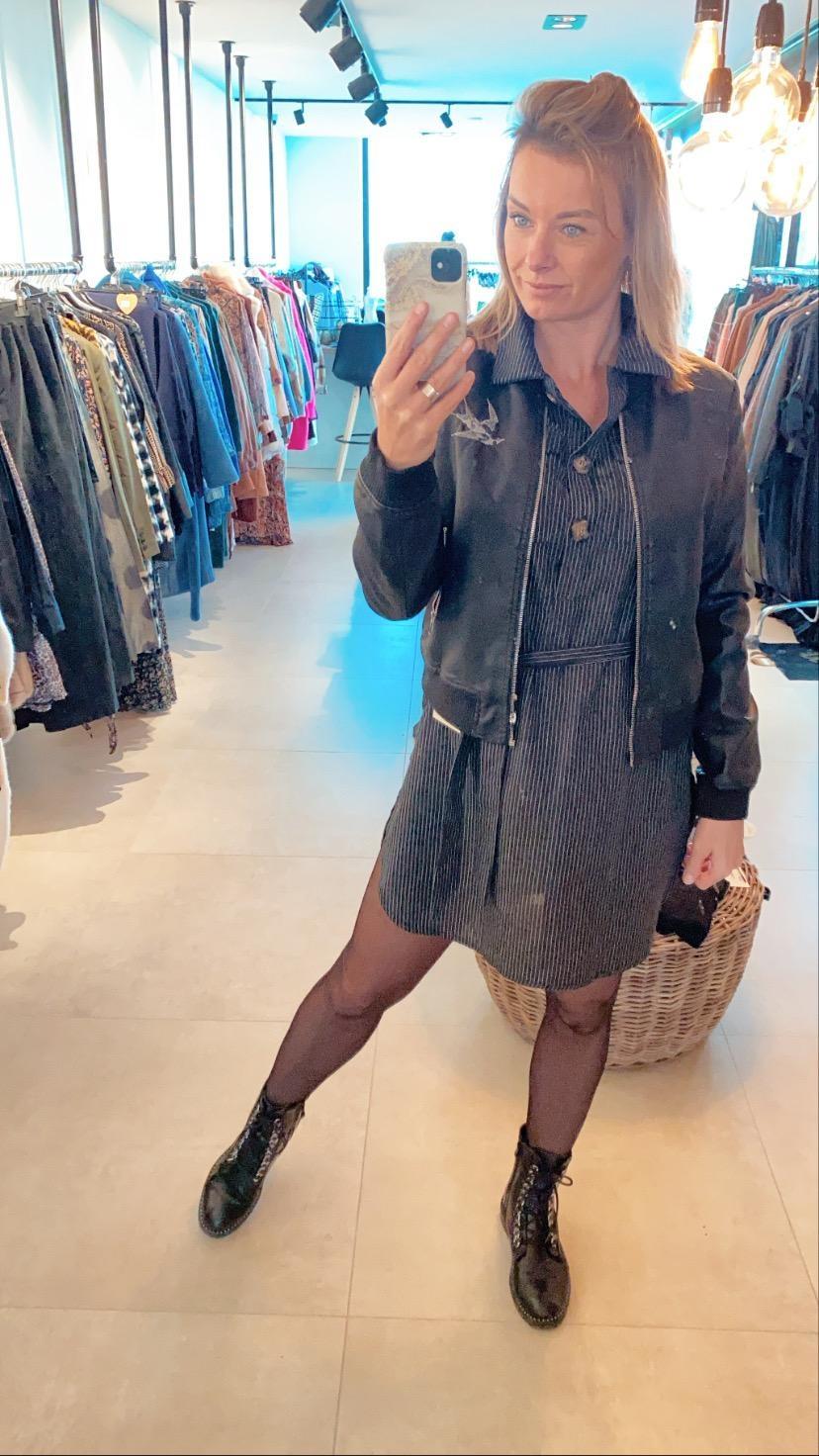 Hemdkleed Melissa Black