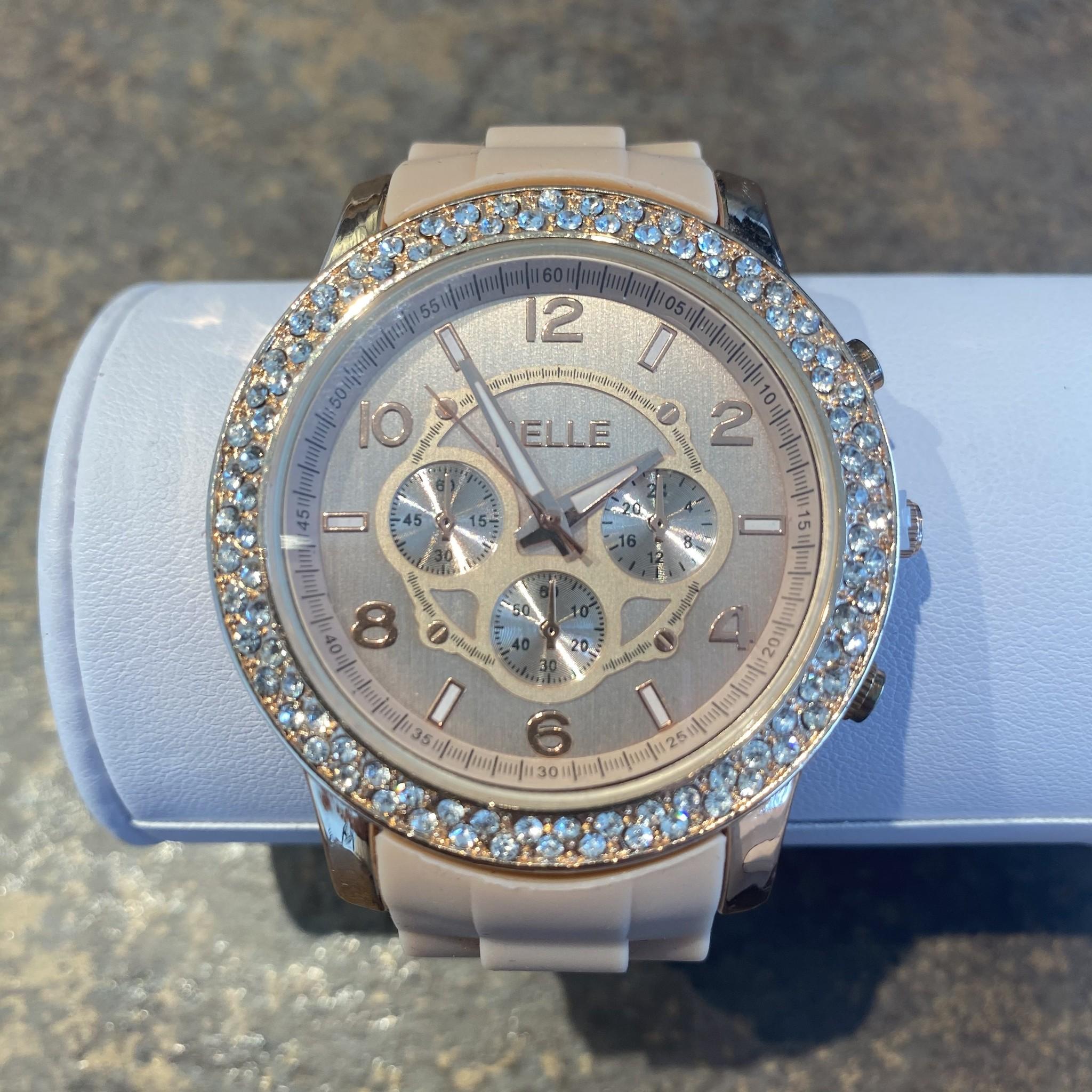 Horloge rosegold
