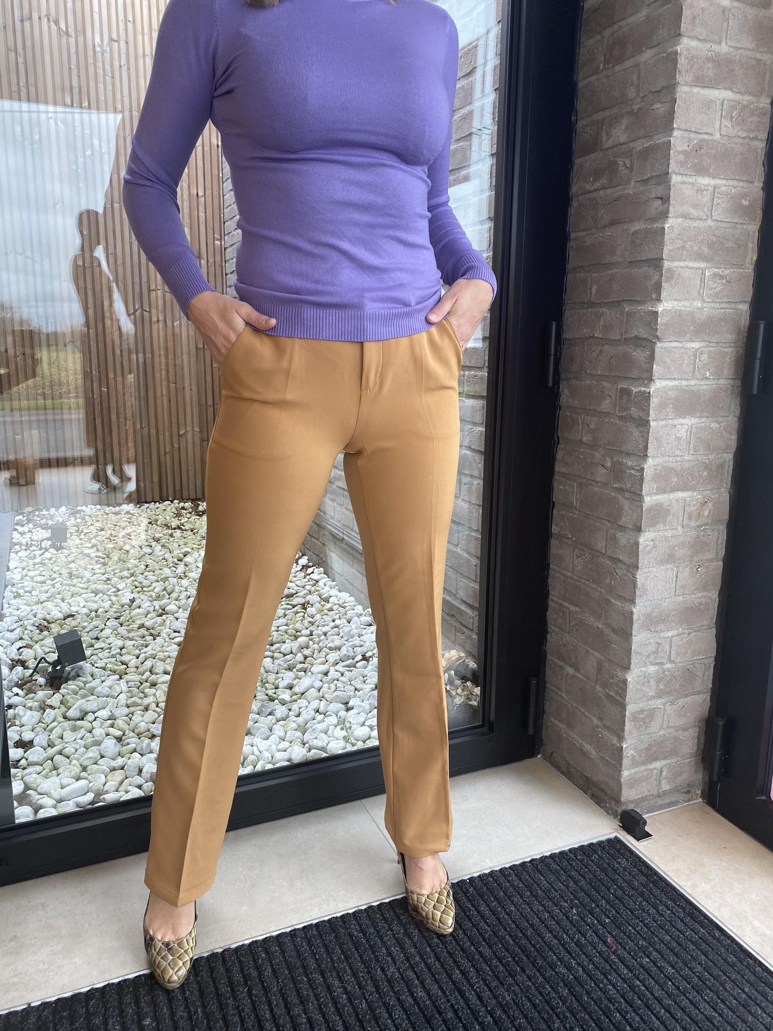 Pants Veka camel