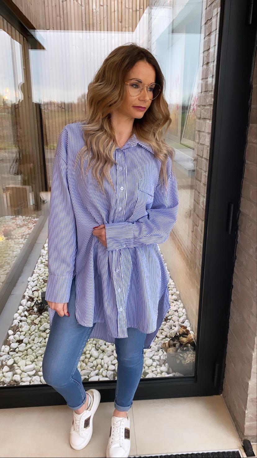 Hemdkleed stripe TU