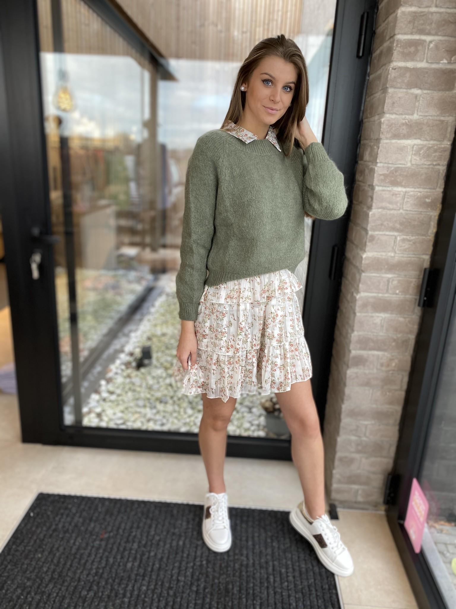 Dress Louise Beige