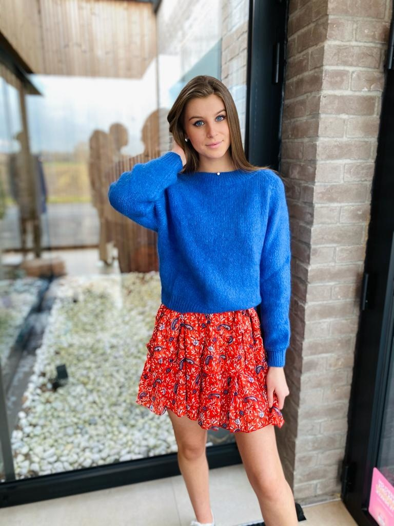 Dress Femke corail