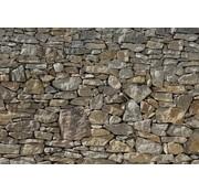 Komar Stone Wall Fotobehang 368x254cm