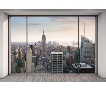Komar Penthouse Vlies Fotobehang 368x248cm