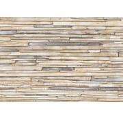 Komar Whitewashed Wood Fotobehang 368x254cm