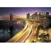 Komar NYC Lights Fotobehang National Geographic 368x254cm
