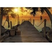 Komar Treasure Island Fotobehang 368x254cm