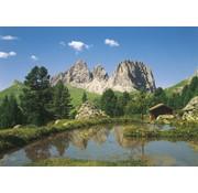 Komar Dolomiten Fotobehang 388x270cm