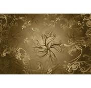 Komar Gold Fotobehang 368x254cm