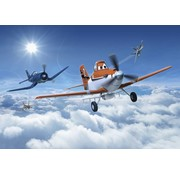 Komar Planes Above the Clouds Fotobehang 368x254cm