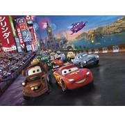 Komar Cars Race Fotobehang 254x184cm