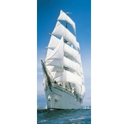 Komar Sailing Boat Fotobehang 86x220cm