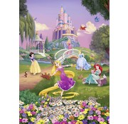Komar Disney Princess Sunset Fotobehang 184x254cm