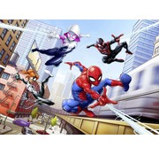 Komar Spider-Man Friendly Neighbours Fotobehang 254x184cm