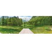 Komar Green Lake Fotobehang 368x127cm