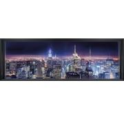 Komar Sparkling New York Fotobehang 368x127cm