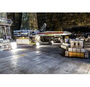 Komar Star Wars Rebel Base Fotobehang 368x254cm