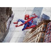 Komar Spider-Man New Concrete Fotobehang 368x254cm