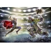 Komar Thor and Hulk Fotobehang 368x254cm